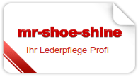 logo mr shoe shine