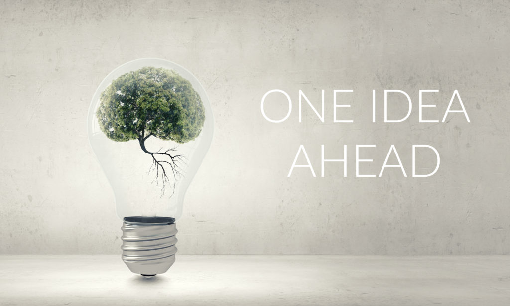 one-idea-ahead